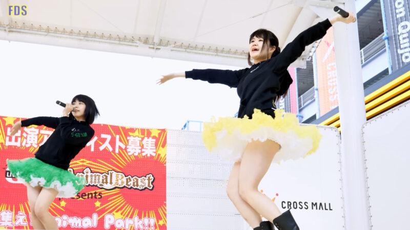 [4K] 匿名ミラージュ 「マジックタイム」 アイドル ライブ Japanese idol group 00:42