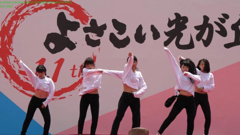 [4K 60p] 井草高校 ダンス部 IgnitionT - Vibe 00:34