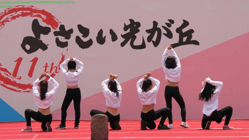 [4K 60p] 井草高校 ダンス部 IgnitionT - Vibe 00:44