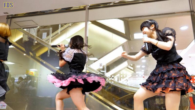 [4K] Happy3days 「プログレッシブ」 アイドル ライブ Japanese idol group 01:01