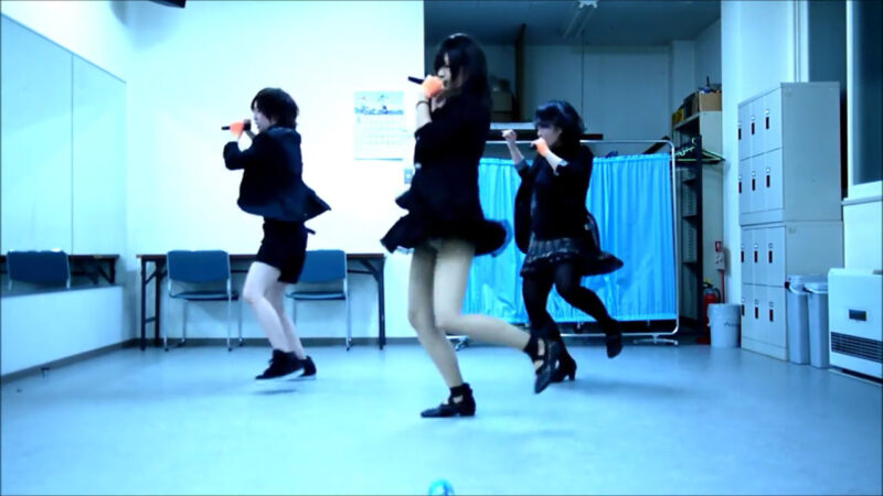 【ETTA】Perfume レーザービーム 踊ってみた【三度&Danろ&SADAKO】 01:19