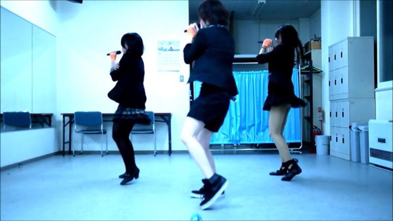 【ETTA】Perfume レーザービーム 踊ってみた【三度&Danろ&SADAKO】 02:54