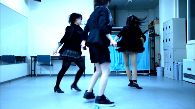 【ETTA】Perfume レーザービーム 踊ってみた【三度&Danろ&SADAKO】 03:13