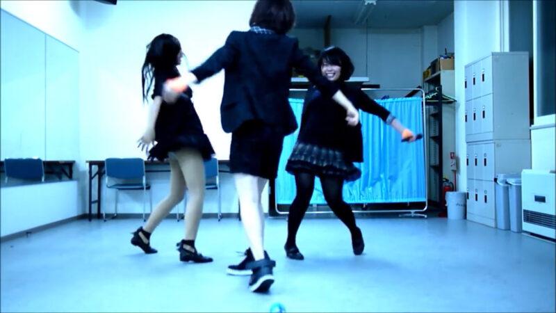 【ETTA】Perfume レーザービーム 踊ってみた【三度&Danろ&SADAKO】 03:27