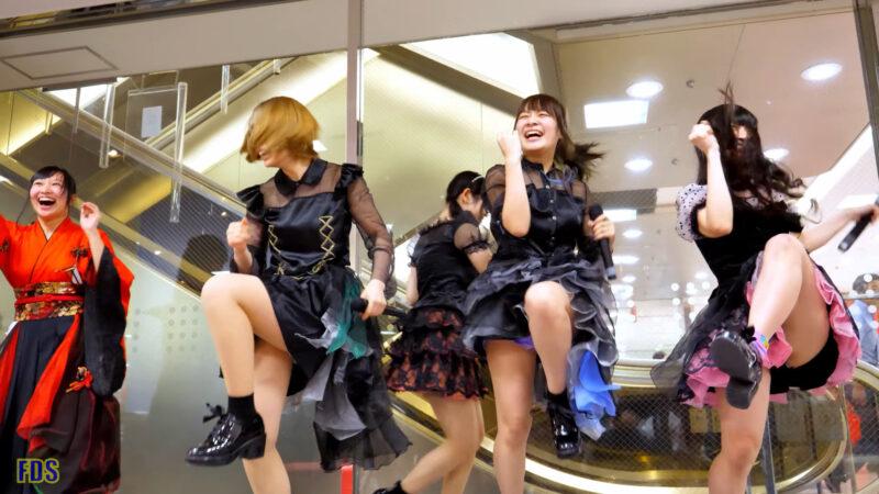 [4K] Happy3days 「プログレッシブ」 アイドル ライブ Japanese idol group 03:36