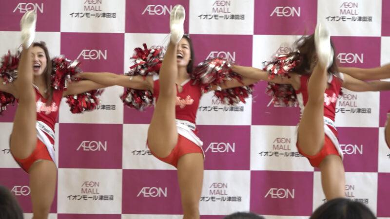 '18 STAR JETS(スタージェッツ)/イオンモール津田沼 03:51
