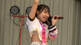 2020/12/6 Youぱ~む アイドルキャンパス(上野恩賜公園野外ステージ) 08:15