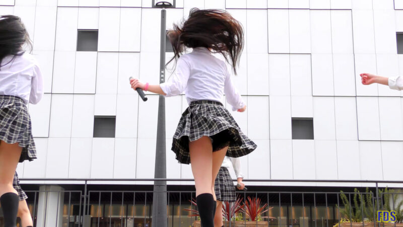 [4K] Culumi 「地獄大夫」 堺・泉州ご当地アイドル ライブ Japanese idol group 00:21