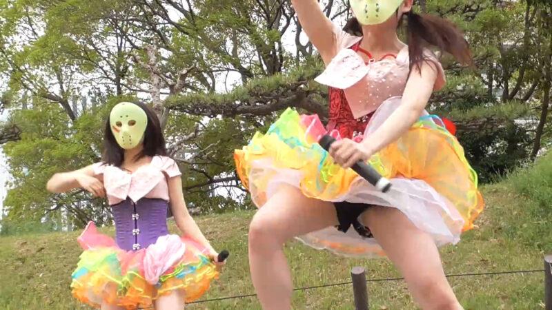 仮面女子候補生WEST  『ハピ☆バデ』 00:40