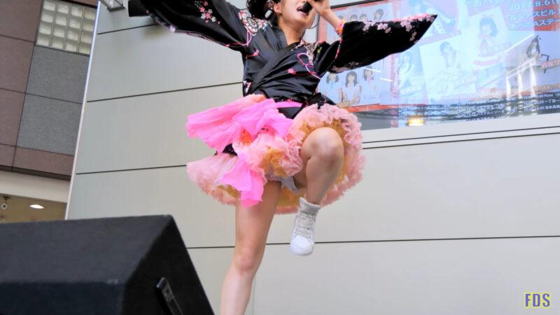 [4K] 森下華奈子 「君の笑顔が好きだから / スタートライン」 アイドル Japanese idol singer 00:43