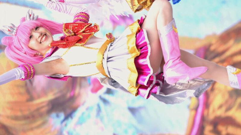 美少女戦士セーラームーン_コスプレイヤー/縦動画_α7SIII[4K/60P]『ムーンライト伝説/ラ・ソウルジャー』サカエコスプレランウェイ20201226 01:04
