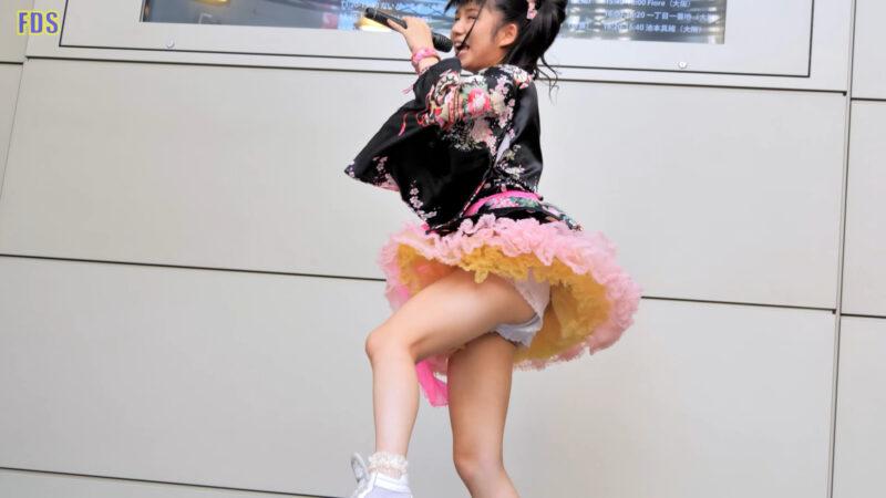 [4K] 森下華奈子 「君の笑顔が好きだから / スタートライン」 アイドル Japanese idol singer 01:51