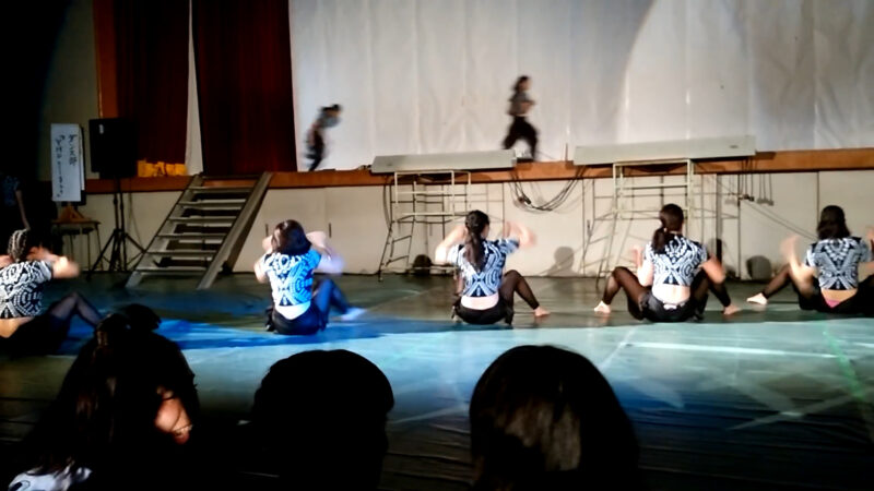 山田高校ダンス部文化祭🎵2015 01:58