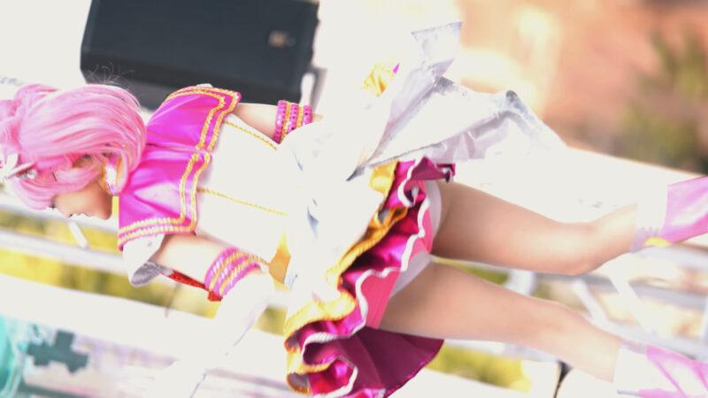 美少女戦士セーラームーン_コスプレイヤー/縦動画_α7SIII[4K/60P]『ムーンライト伝説/ラ・ソウルジャー』サカエコスプレランウェイ20201226 02:33