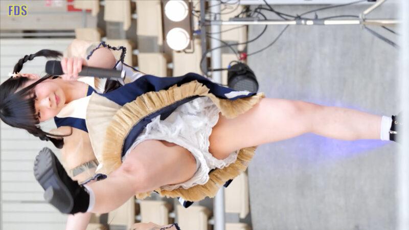 エラバレシ アイドル「リバース / もっと、ねぇもっと」もえあず Japanese girls Idol group [4K] 02:39