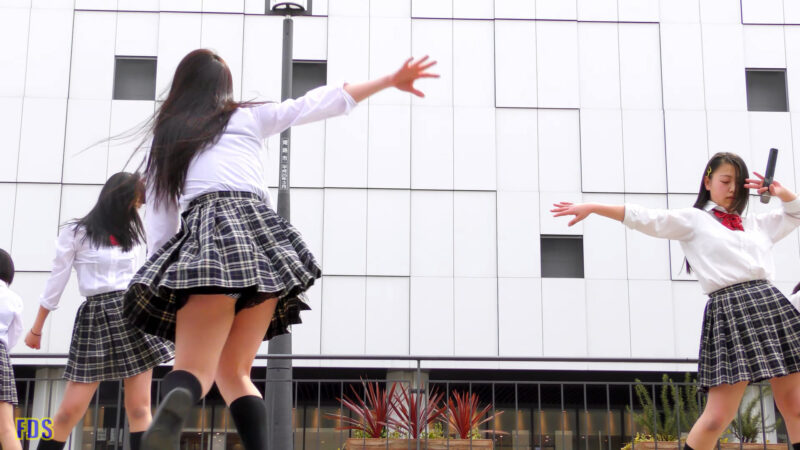 [4K] Culumi 「地獄大夫」 堺・泉州ご当地アイドル ライブ Japanese idol group 02:40