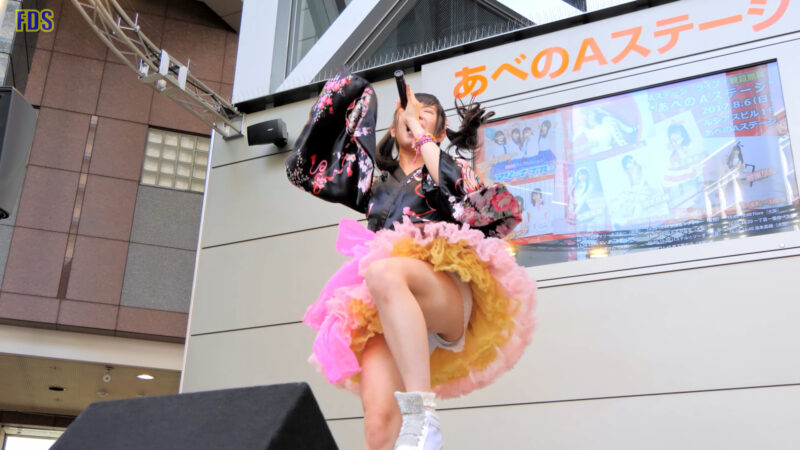 [4K] 森下華奈子 「君の笑顔が好きだから / スタートライン」 アイドル Japanese idol singer 02:59