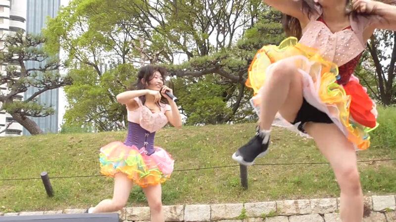 仮面女子候補生WEST  『ハピ☆バデ』 03:07