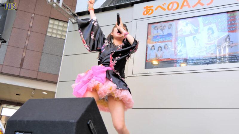 [4K] 森下華奈子 「君の笑顔が好きだから / スタートライン」 アイドル Japanese idol singer 03:08
