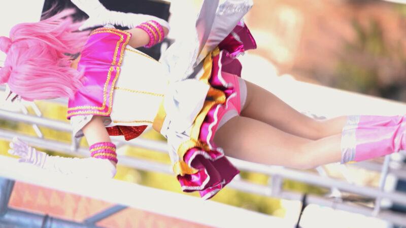 美少女戦士セーラームーン_コスプレイヤー/縦動画_α7SIII[4K/60P]『ムーンライト伝説/ラ・ソウルジャー』サカエコスプレランウェイ20201226 03:11