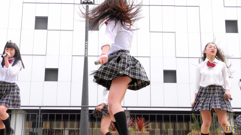 [4K] Culumi 「地獄大夫」 堺・泉州ご当地アイドル ライブ Japanese idol group 03:38