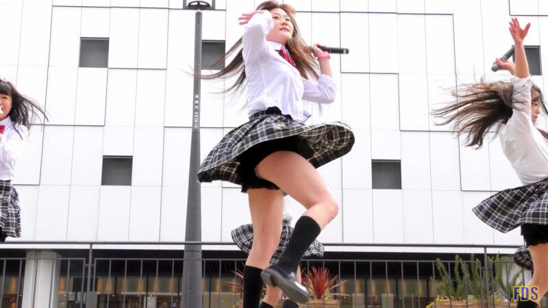 [4K] Culumi 「地獄大夫」 堺・泉州ご当地アイドル ライブ Japanese idol group 03:39