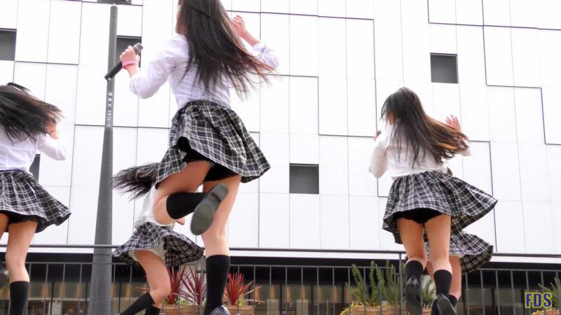 [4K] Culumi 「地獄大夫」 堺・泉州ご当地アイドル ライブ Japanese idol group 03:48