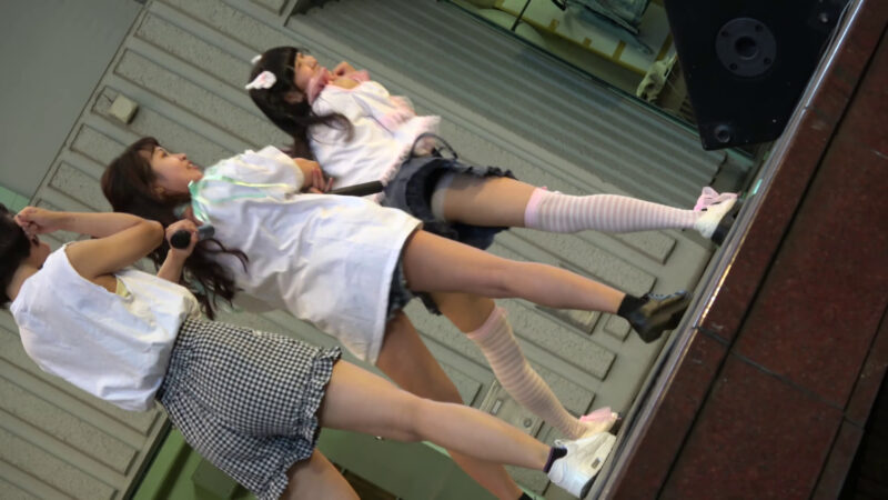 【4K】ange mignon @アイドルライブ 06:15