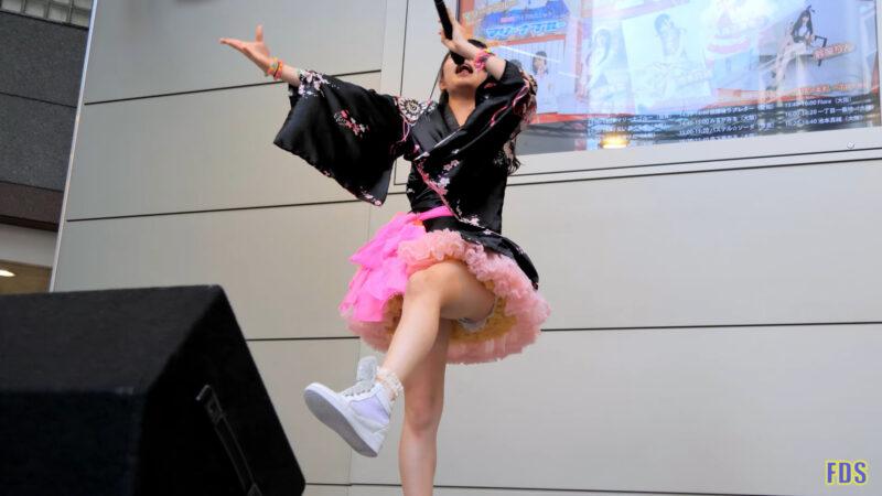 [4K] 森下華奈子 「君の笑顔が好きだから / スタートライン」 アイドル Japanese idol singer 07:49