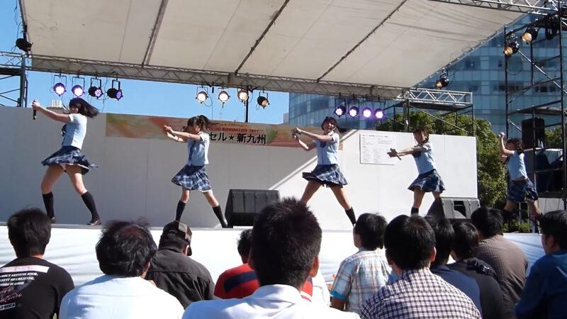 9/24 HR 九州ヒューマンフェスタ2011 「君にスパーク」 00:17
