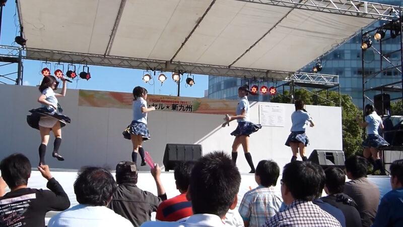 9/24 HR 九州ヒューマンフェスタ2011 「君にスパーク」 00:21