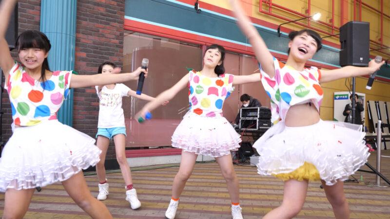愛の葉Girls【虹色マジック】岡山ジョイポリス×IDOL合同定期公演 Vol.61 第一部 01:00