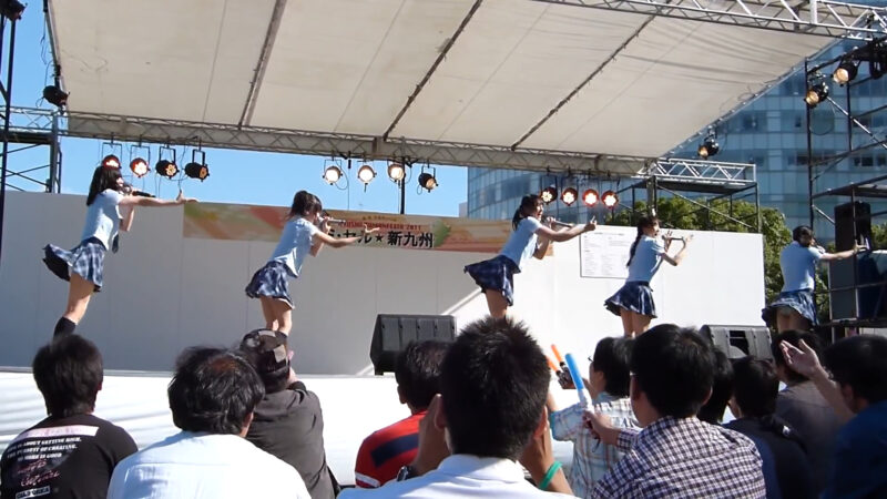 9/24 HR 九州ヒューマンフェスタ2011 「君にスパーク」 01:13