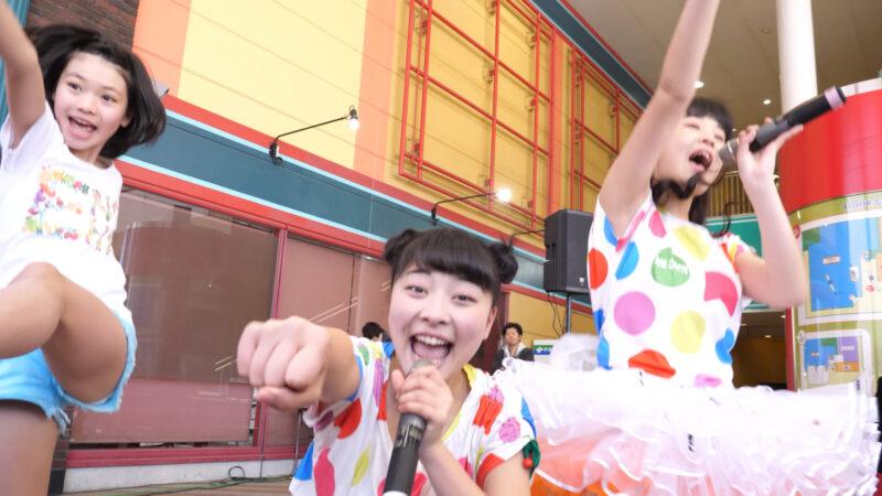 愛の葉Girls【虹色マジック】岡山ジョイポリス×IDOL合同定期公演 Vol.61 第一部 01:34