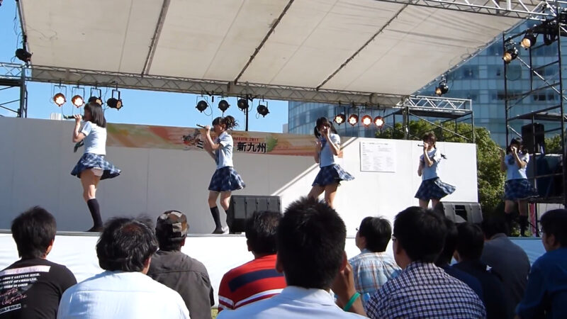 9/24 HR 九州ヒューマンフェスタ2011 「君にスパーク」 01:49