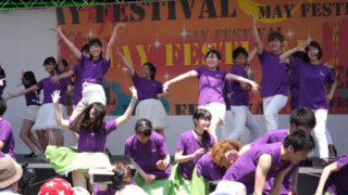 [4K 60p] 東大生のダンス 02:05