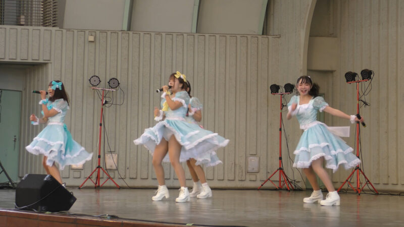 【4K】ハッピースマイル♡シンデレラ 02:05