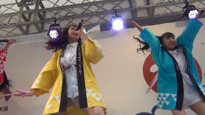 LYRA  2019年11月17日(日) FUKUOKA STREET PARTY 2019 Dance Avenue 天神きらめき通り中央ステージ 02:16