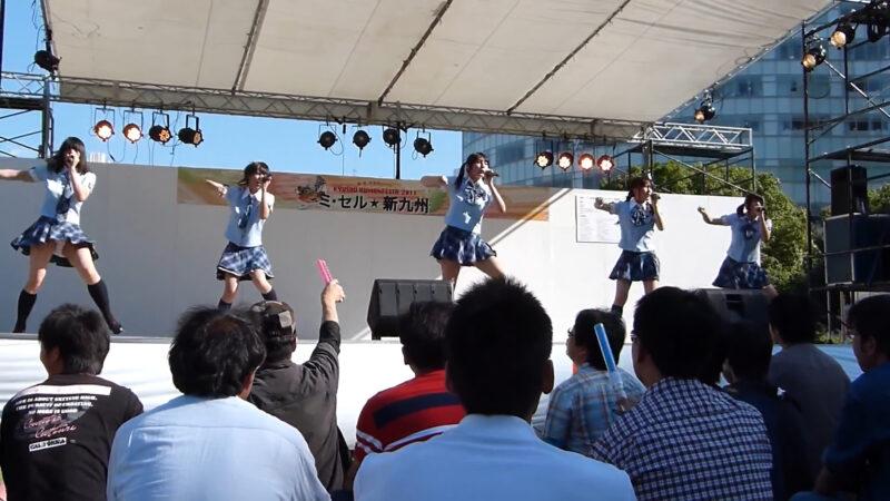 9/24 HR 九州ヒューマンフェスタ2011 「君にスパーク」 02:38