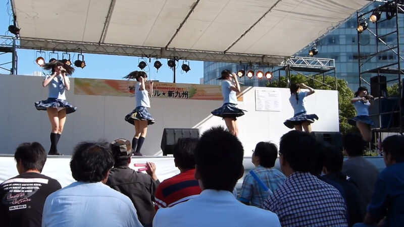 9/24 HR 九州ヒューマンフェスタ2011 「君にスパーク」 02:51