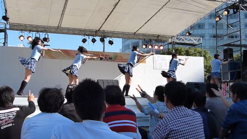 9/24 HR 九州ヒューマンフェスタ2011 「君にスパーク」 03:31