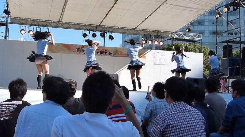 9/24 HR 九州ヒューマンフェスタ2011 「君にスパーク」 03:46