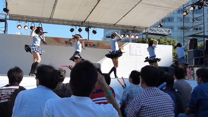 9/24 HR 九州ヒューマンフェスタ2011 「君にスパーク」 03:47