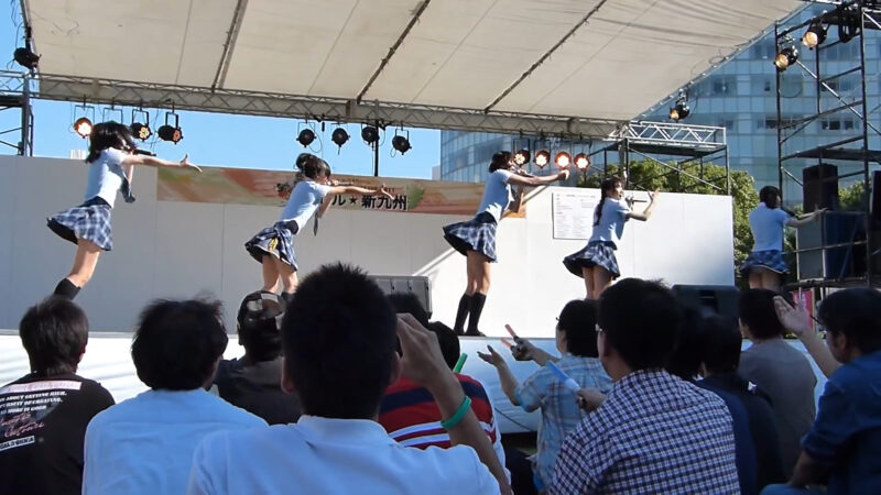 9/24 HR 九州ヒューマンフェスタ2011 「君にスパーク」 03:55