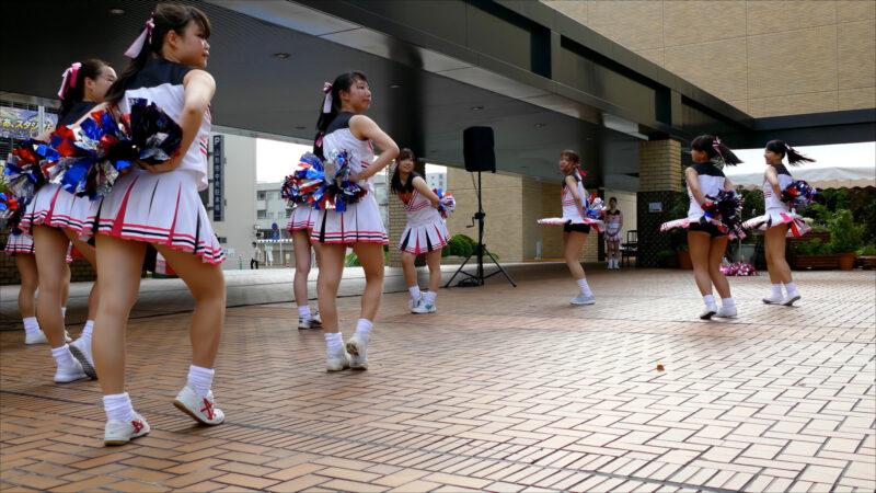 Cherries(チェリーズ)チアダンス  2017/7/15 00:59