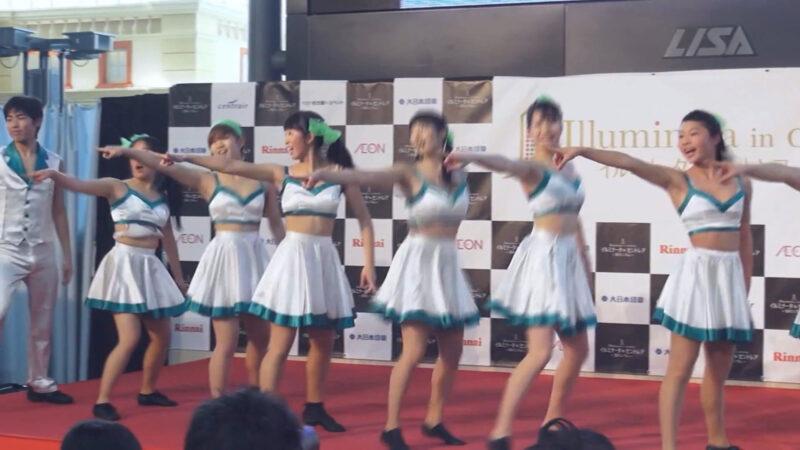 名古屋文化短期大学 Jr. ダンスサークル at Centrair 01:56