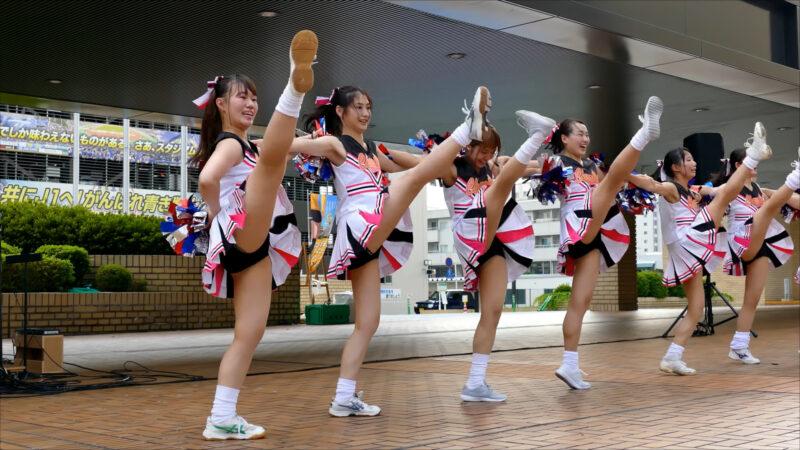 Cherries(チェリーズ)チアダンス  2017/7/15 03:32