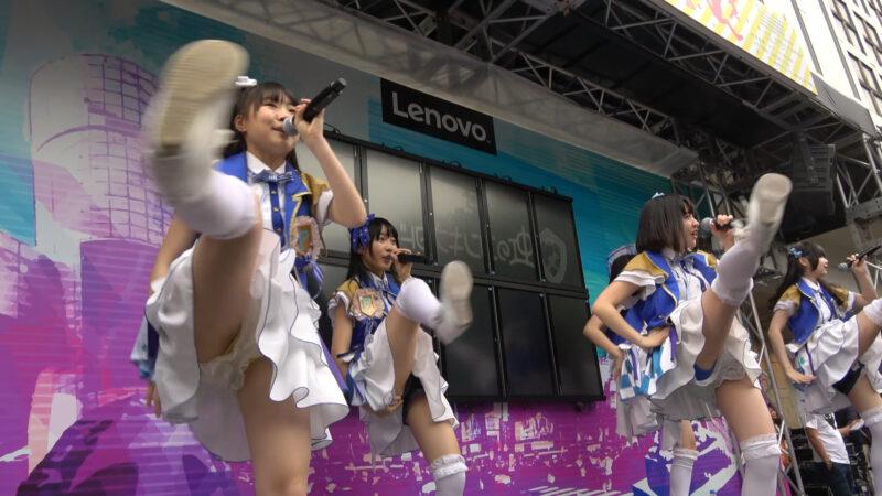 虹のコンキスタドール 渋谷パラダイス 20160502 03:34