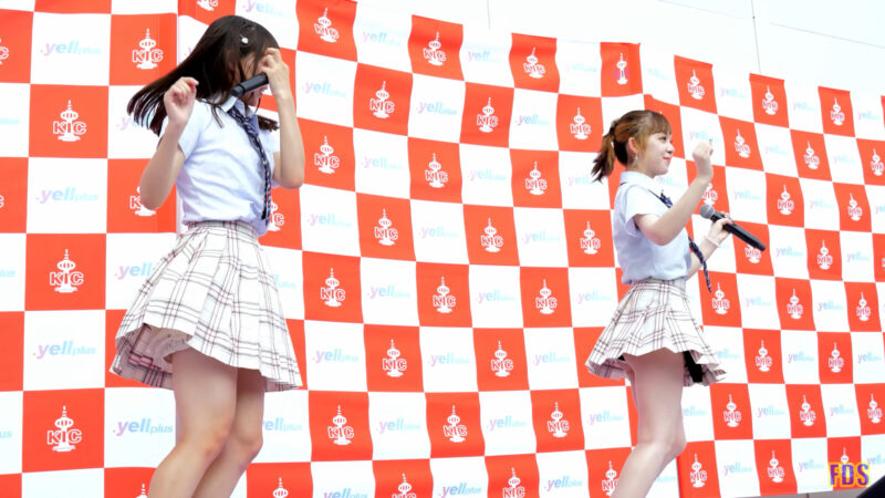 [4K] 東京flavor 「SWEET STORY」 アイドル ライブ Japanese girls Idol group 03:51