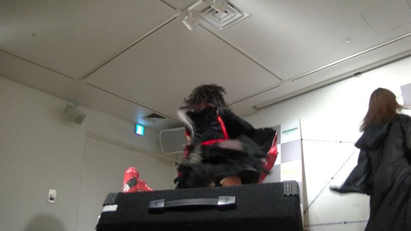 椎名ぴかりん NEWシングル『バババーババウムクーヘン★/下僕 GEBO GEBO !!』ミニライブ 07:06